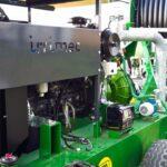 Дизельная насосная станция Irrimec, мощность 110 л.с
