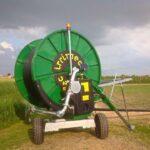 Барабанная дождевальная машина Irrimec ST15, TG (25-130 м3/ч)
