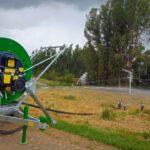 Барабанная дождевальная машина Irrimec ST2, TG