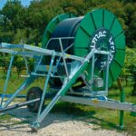 Барабанная дождевальная машина Irrimec ST4, TG (25-130 м3/ч)