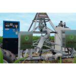 Фронтальная широкозахватная дождевальная машина, Otech, 4RM1-2, 500 м