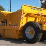 Прицепной Скрепер Montefiori J280