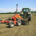 Выравниватель почвы Montefiori 300 L