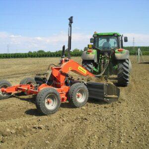 Выравниватель почвы Montefiori 400 L